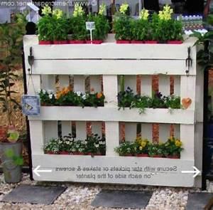 Paletten Deko Garten : zaun aus europalettn zaun aus europalettnhochbeet aus ~ Articles-book.com Haus und Dekorationen
