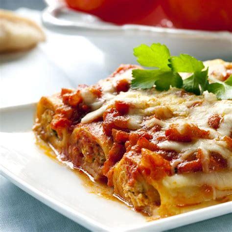cuisine italienne cannelloni cannelloni bolognaise recette az
