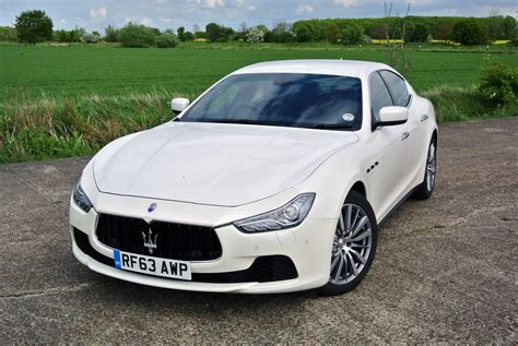 How Much Is A New Maserati by Maserati Ghibli Saloon Review 2013 Parkers