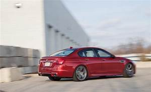 Bmw F10 M5 Manual Tested By Car And Driver Magazine