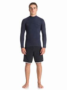 1.5mm Quiksilver Originals Monochrome Wetsuit Top ...