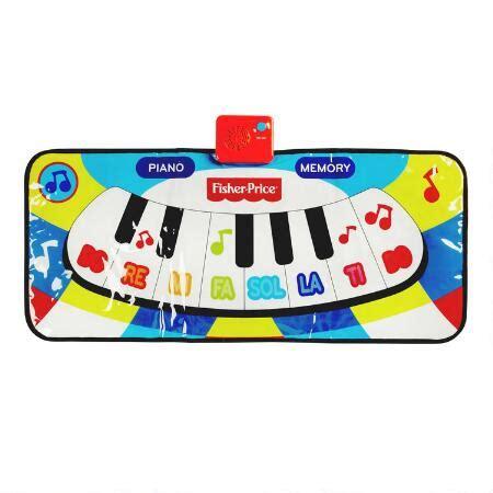 fisher price piano mat fisher price 174 interactive piano mat tree