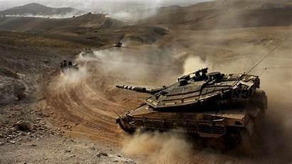 Israel Defense Tank Military Forces Merkava Wallpapers