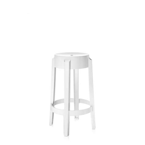Sgabello Ghost Kartell by Sgabello Charles Ghost Kartell