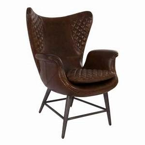 Retro Sessel Günstig : ohrensessel vintage leder g nstig kaufen bei yatego ~ Indierocktalk.com Haus und Dekorationen