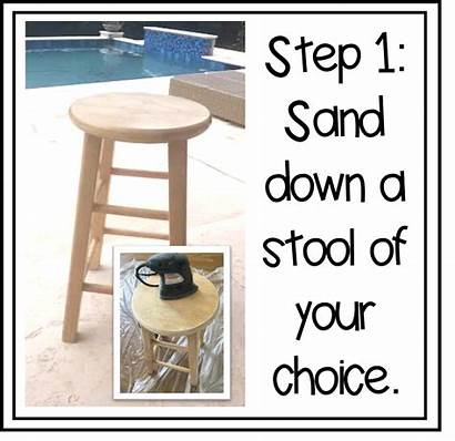 Stool Pencil Own Steps Purchase Materials Links