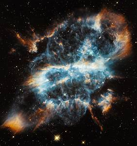 Hubble Views Planetary Nebula NGC 5189