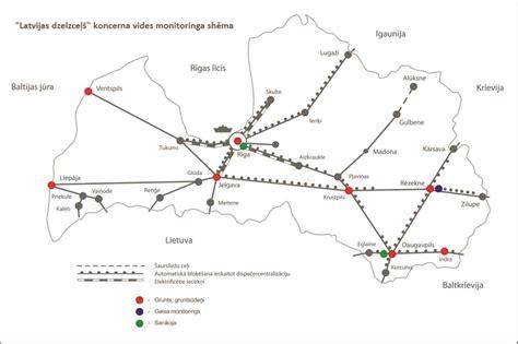 Vides monitorings | Latvijas dzelzceļš