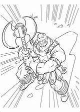 Thor Colorir Desenhos Disegni Dibujos Colorare Colorear Gambar Coloring Mewarnai Desenho Imprimir Pintar Kleurplaat Skurge Executioner Coloriage Stampare Ausmalbilder Boia sketch template