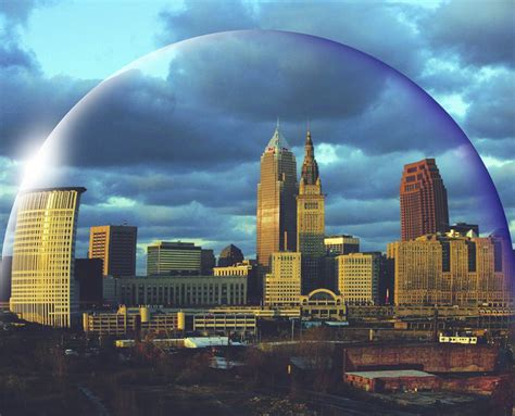 'Under the Dome' Cleveland-style: What would happen if a ...