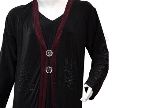New Abaya Designs 2016 With Scarf Price In Pakistan