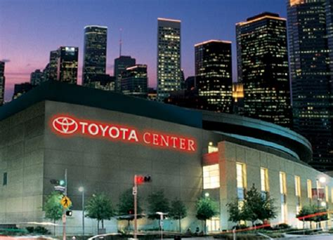 Toyota Center by Houston Toyota Center Transportation Cns Limo