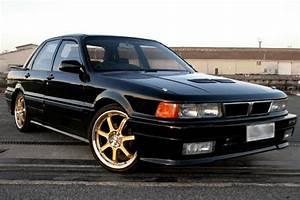 HePiL 1989 Mitsubishi Galant Specs, Photos, Modification