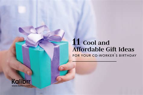 11 Cool And Affordable Gift Ideas For Your Coworker's
