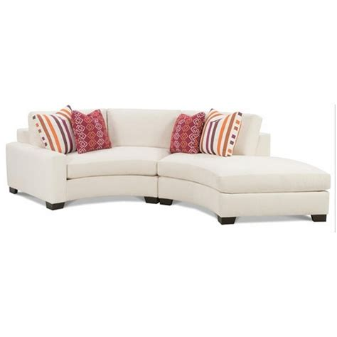 Macy Sleeper Sofa Sectional by Curved Sofa For Sale Rooms