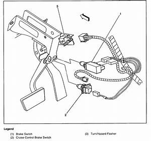 Brake Light Wiring Diagram 2001 Chevy Cavalier