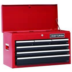 craftsman 26 inch 6 drawer heavy duty ball bearing top