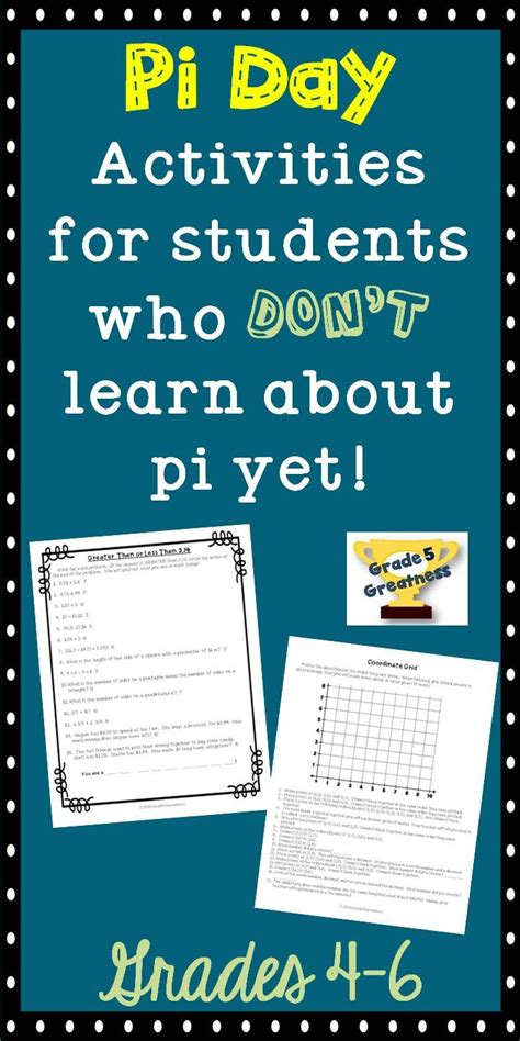 1000 images about pi day on activities