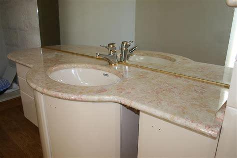 plan vasque de salle de bains en marbre r 233 alisations taille de pour architecte bouches du