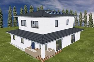 Fertighaus Mit Grundstück Kaufen : emi support gmbh referenzen stadtvilla fertighaus ~ Lizthompson.info Haus und Dekorationen