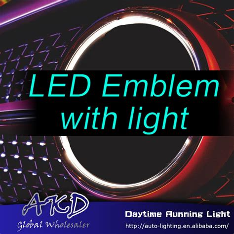 Shop the top 25 most popular 1 at the best prices! Car Styling for Mercedes benz led emblem light for benz c class W205 c180 c200 c260 c300 led ...