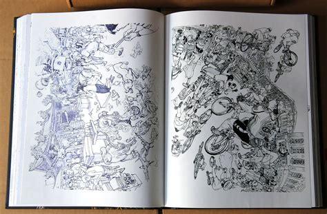 Kim Jung Gi Superani The 2016 Sketchbook Is Here