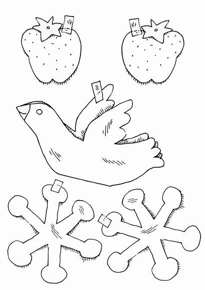 Crafts Coloring