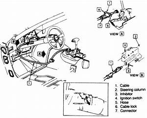 Service Manual  How To Fix 1981 Chevrolet Camaro Inhibitor