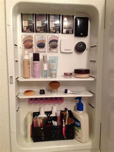 bathroom cabinet organization ideas magnetic medicine cabinet organization pins i ve