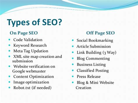 Introduction Search Engine Optimization Seo