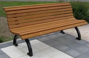 Gartenbank Metall Holz : gartenbank ~ Michelbontemps.com Haus und Dekorationen
