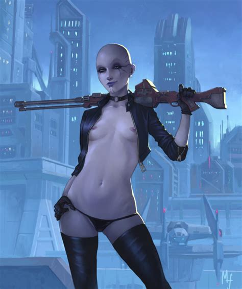 Kaliyo Djannis ~ Star Wars The Old Republic Rule 34 By