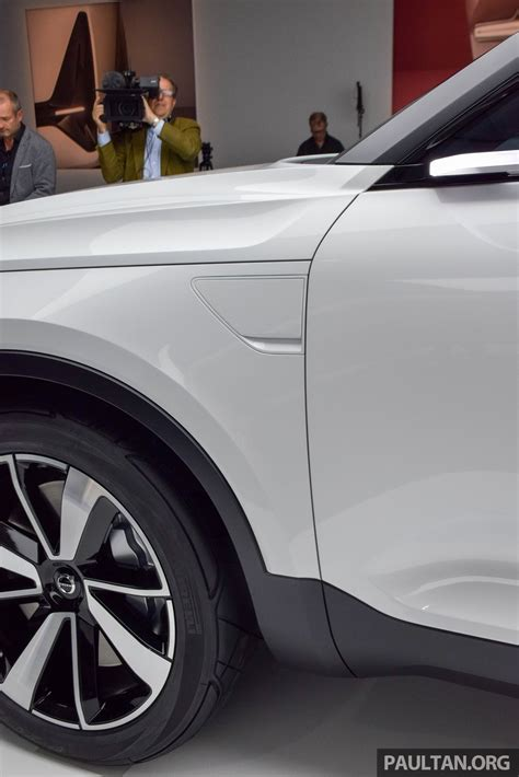 Gallery Volvo 401 Concept Previews All New Xc40 Image 497390