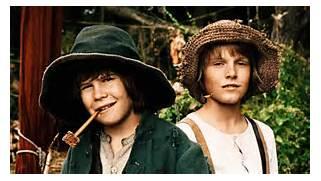 Sawyer   Huck pilot wi...Huckleberry Finn And Tom Sawyer