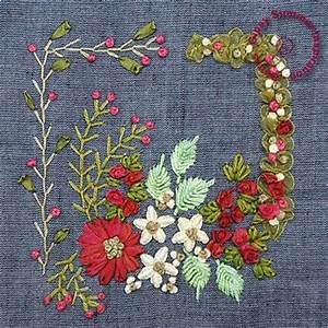 Pics For > Fly Stitch Embroidery Designs