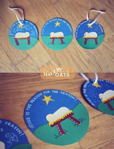 christian christmas art ideas craft baby jesus project jesus is the reason craft