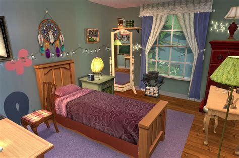 Mod The Sims  Twilight Bella Swan's House