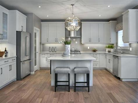 white kitchen gray floor light grey kitchen cabinets best floor ideas on flooring 1379