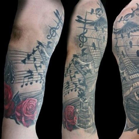 We did not find results for: Tattoo Studio Lee's #halfsleeve #tattoo #birds #guitar # ...