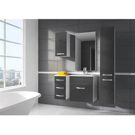 cuisine stratifié ou mélaminé ensemble de salle de bain koral nature 55cm meuble salle