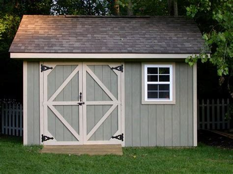 storage shed plans learn   build  shed   budget cool shed deisgn