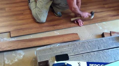 pergo flooring how to install pergo laminate flooring installation youtube