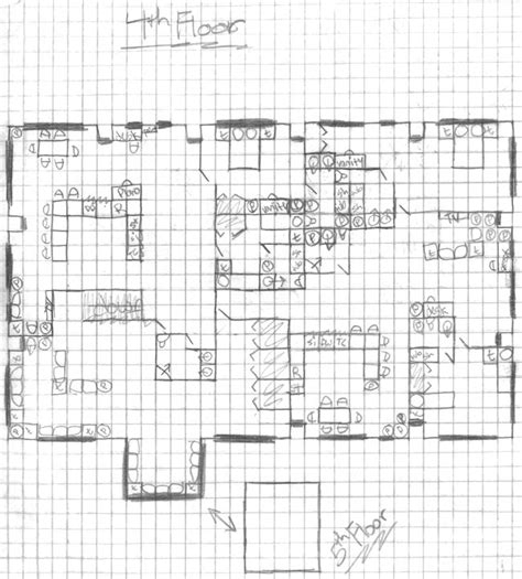 House Plans On Grid Paper  Home Design And Style