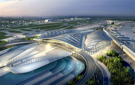Neuer Flughafen Peking by Beijing S New Mega Airport Will Shake Up Airline