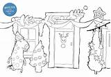 Hopscotch sketch template