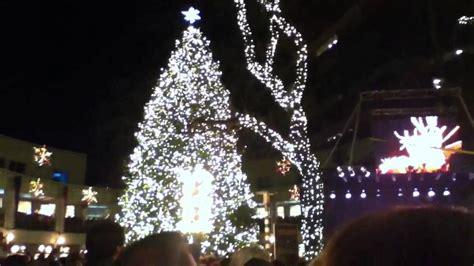 boston 2013 christmas tree lighting faneuil hall youtube
