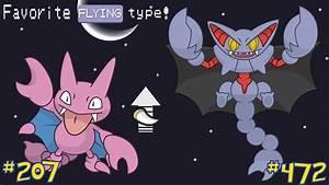 Pokemon Gligar Evolution Chart Images | Pokemon Images