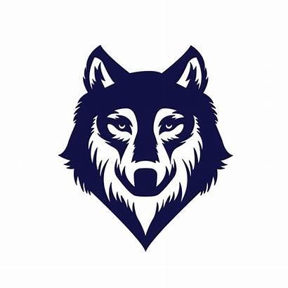Wolf Svg Gray Grey Designlooter Arctic