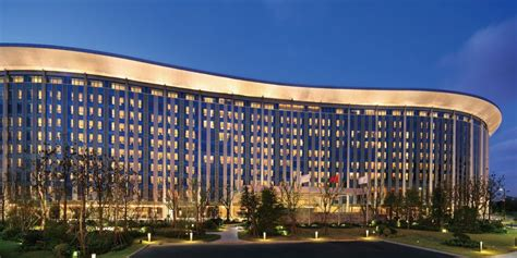 Luxury Hotel near Hongqiao Airport | InterContinental ...