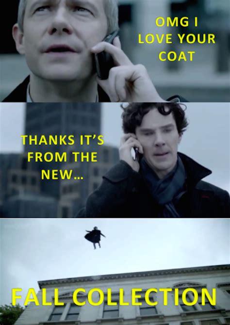Funny Sherlock Memes - 27 times the sherlock fandom won tumblr sherlock fandom sherlock and fandom